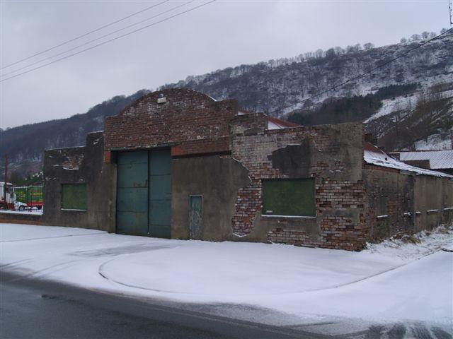Transport garage