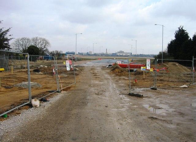 Addenbrooke's Access Road