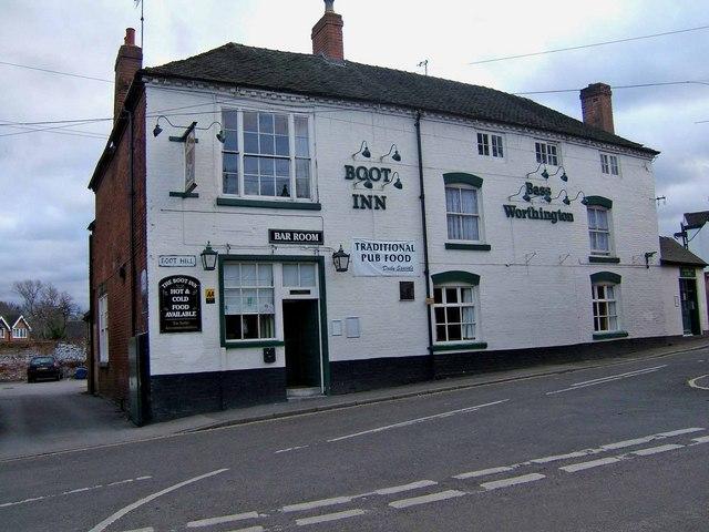 The Boot Inn, 12 Boot Hill
