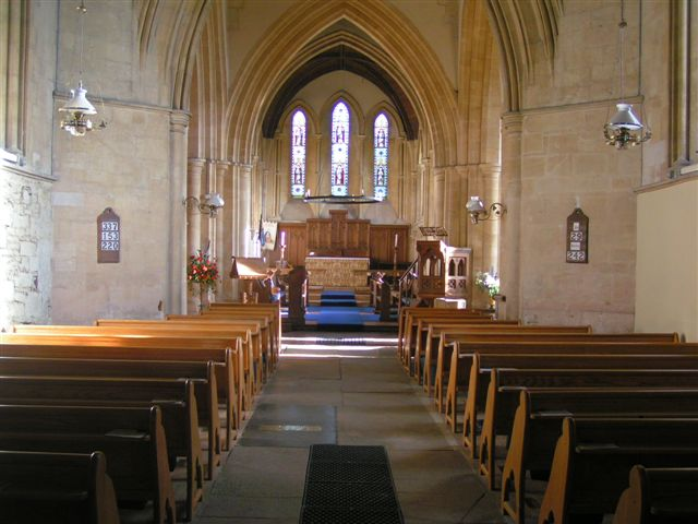 Uffington church