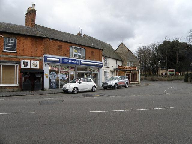 Subaru Dealership, Olney