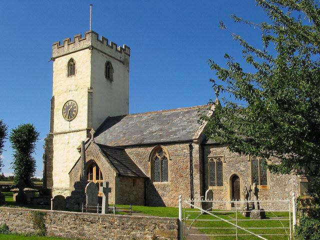 Fiddington Church