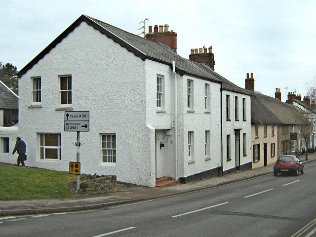 High Street, Chard