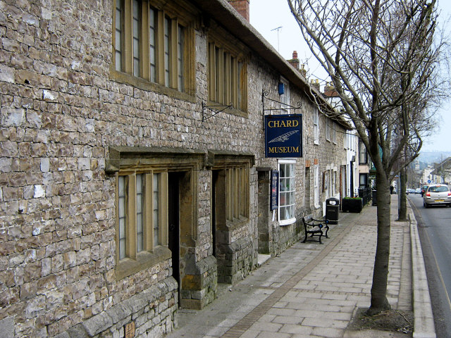 Chard Museum, High Street
