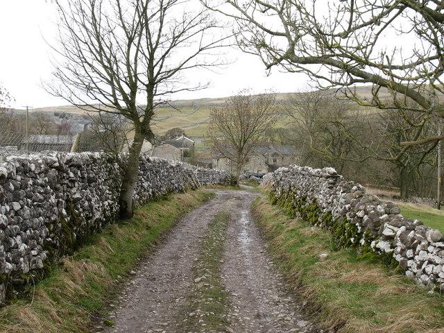 Back Lane, Malham