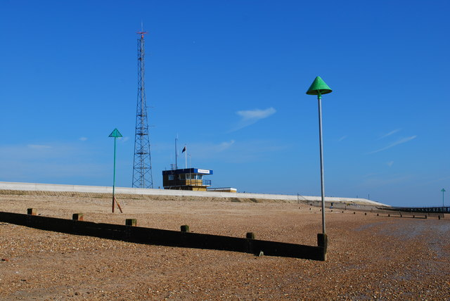 Coastguard Station at Shoeburyness