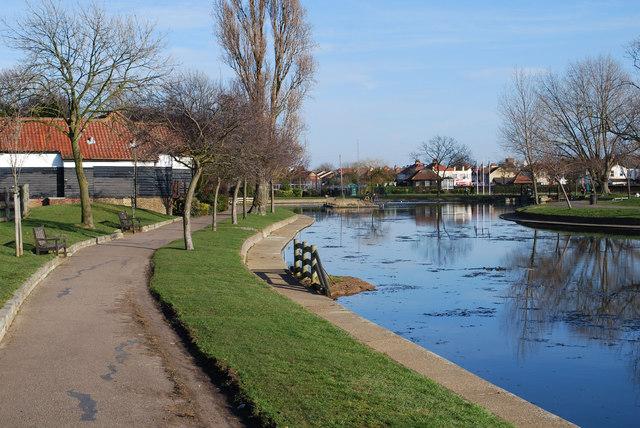 Southchurch park lake