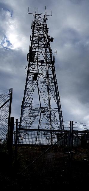 Radio Mast, Isle of Wight Lane