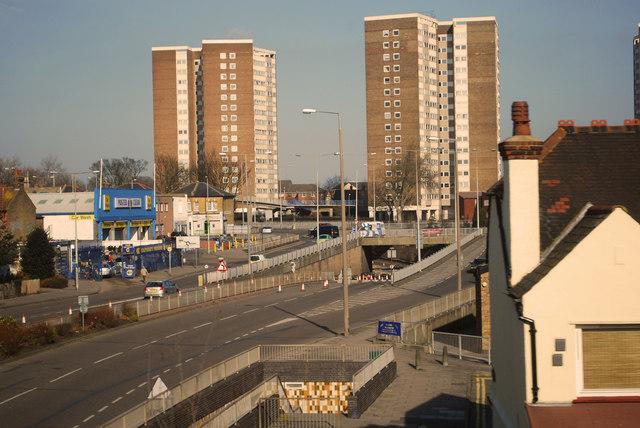 Queensway bypass