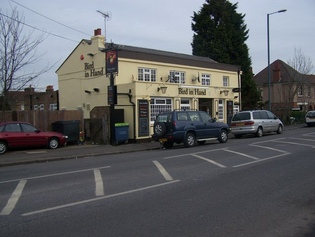 The Bird in Hand Pub, Dartford