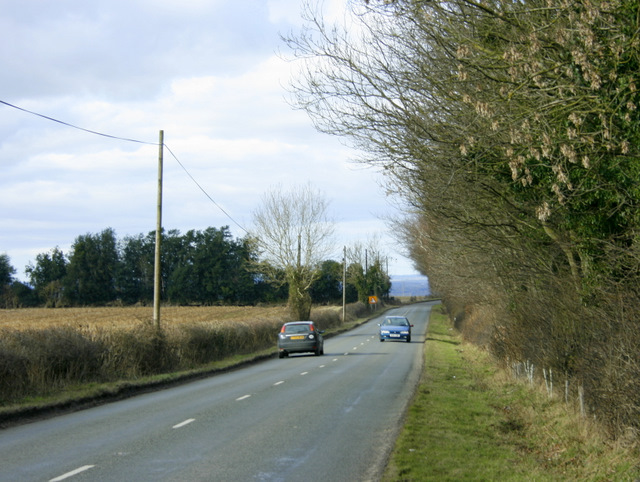 2009 : A342 looking north