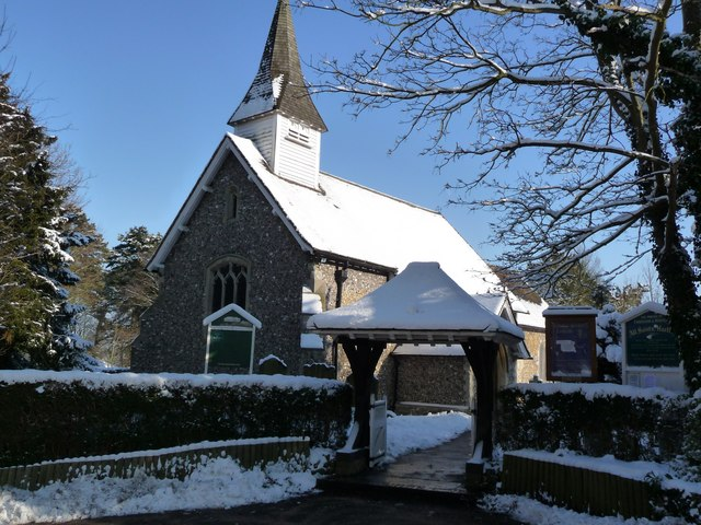 All Saints, Hartley, Kent