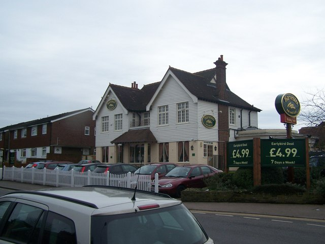 Rising Sun Pub, Dartford