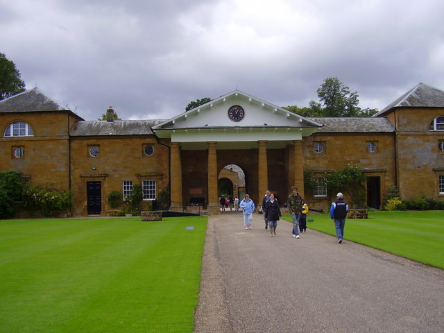 Althorp stable block