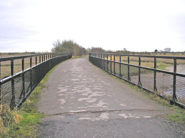 Bridge over the Conder