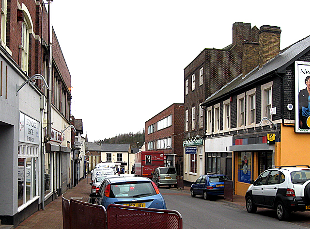 Oxford Street, Oakengates (Recreated Friths)