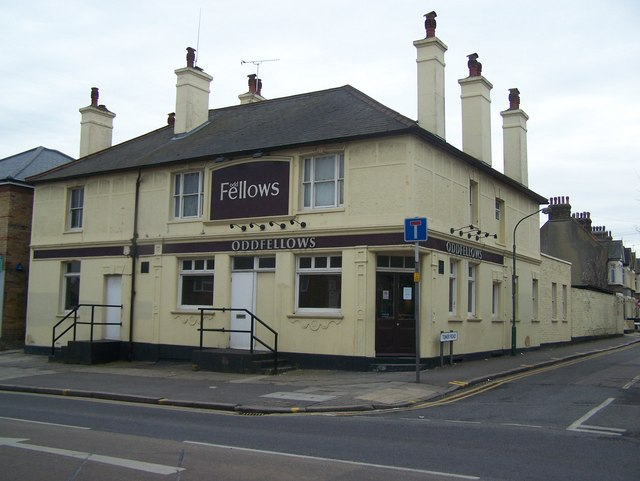 Oddfellows Pub, Dartford