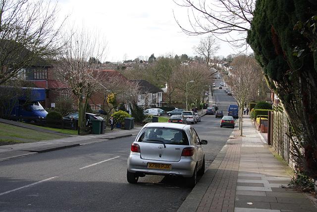 Laurel View Leading to Laurel Way