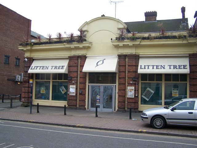 The Litten Tree Pub, Dartford