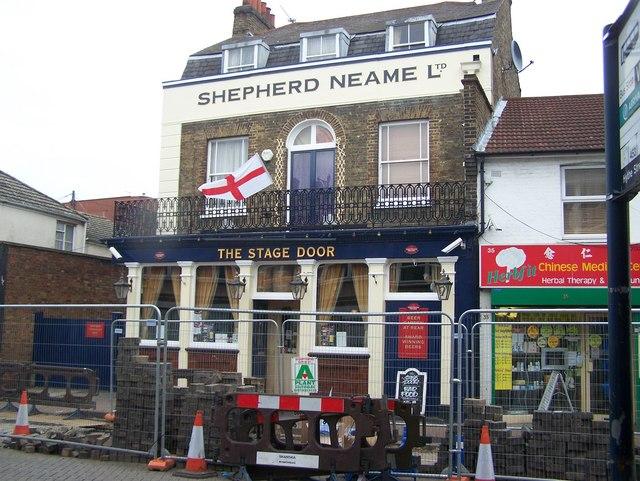 The Stage Door Pub, Dartford