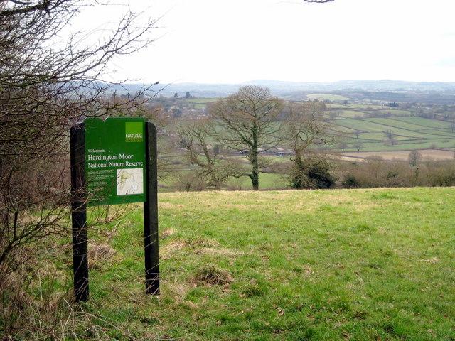 Hardington Moor National Nature Reserve