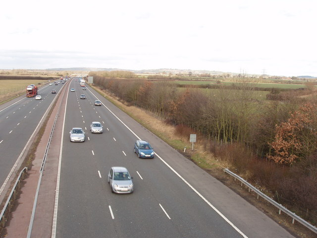 M40 view North
