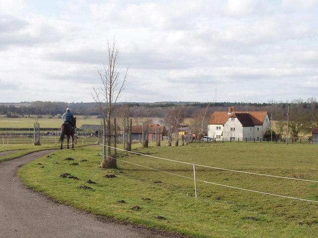 Parson's Farm near Waterperry