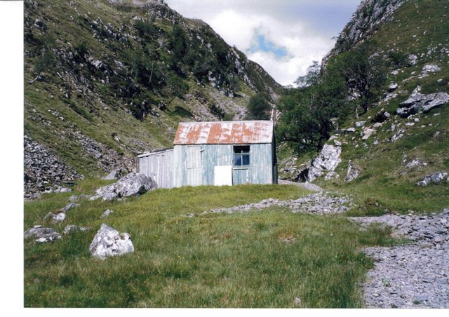 Stalker's hut