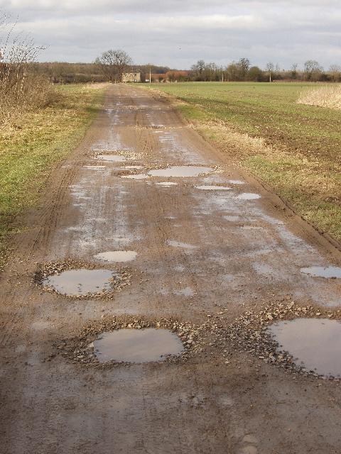 Oxfordshire Way to Park Farm House