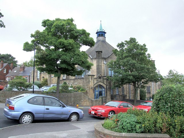 Former Crookes Congregational Church, Crookes