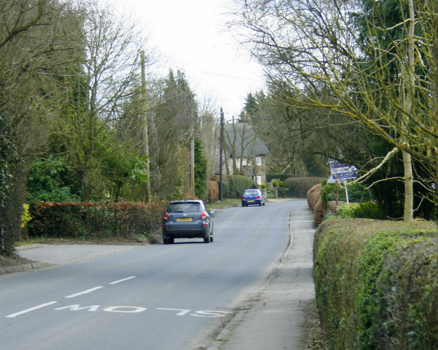 2009 : A342 at Sandy Lane