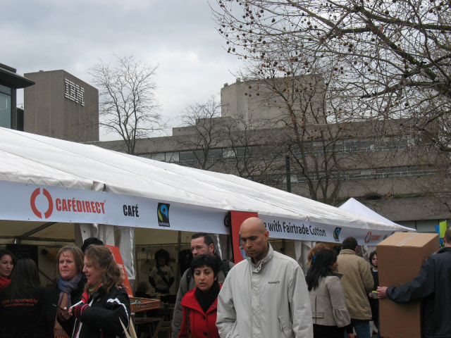 Fairtrade on the South Bank (1)
