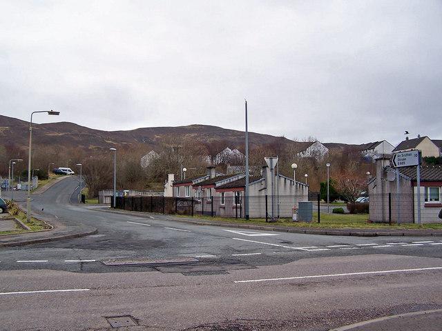 Struan Road, Portree
