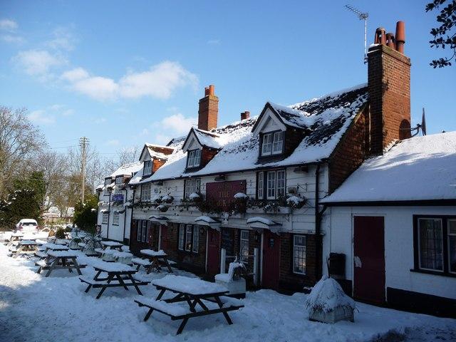 The Black Lion, Hartley, Kent