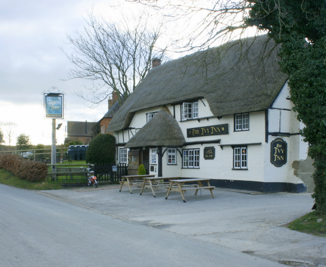 2009 : The Ivy Inn, Heddington