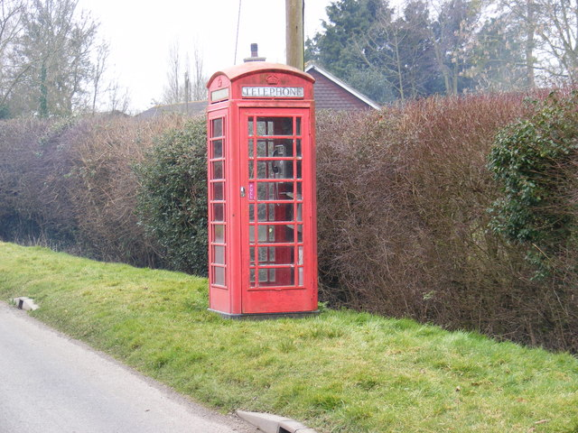Chattisham Telephone Box