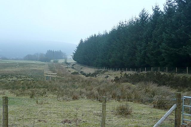 Bridleway to Blaengefail