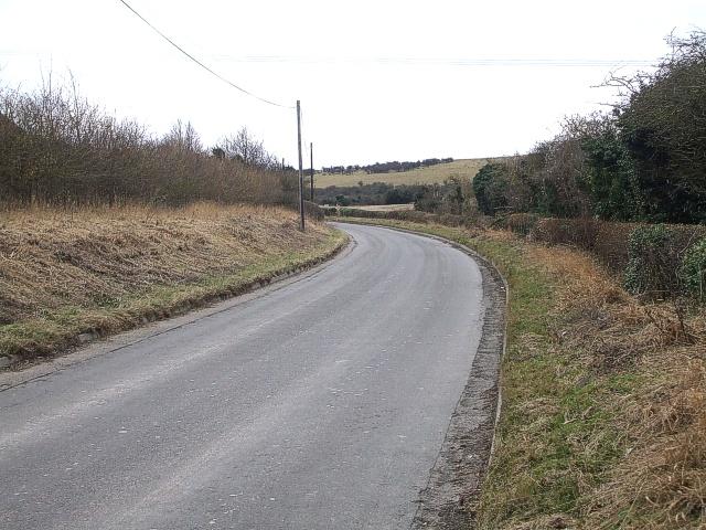 Lane from Ivinghoe Aston