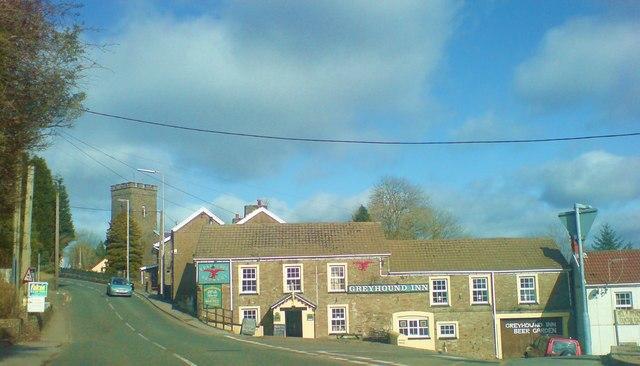 The Greyhound Inn, Llannon