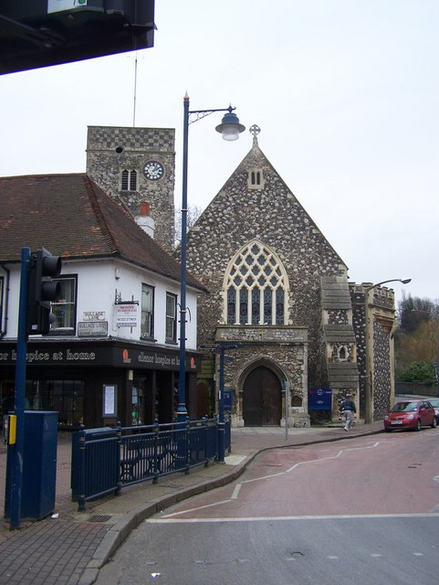 Holy Trinity Church, Dartford