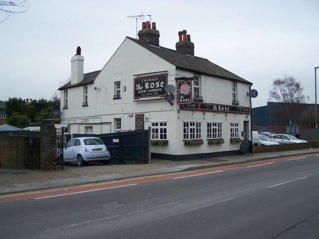 The Rose, Dartford