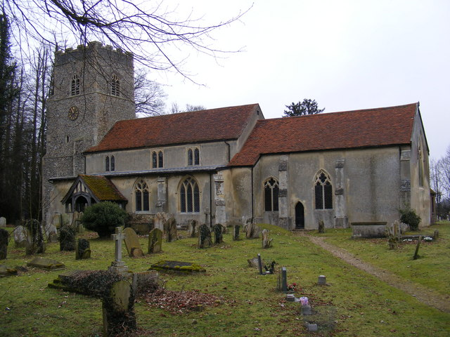 St.Nicholas Church, Hintlesham
