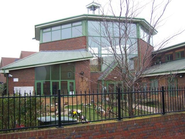 St Edmund's  Church Living Well - Memorial Garden