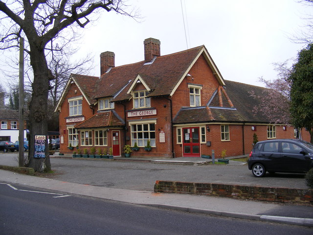 The George Public House, Hintlesham