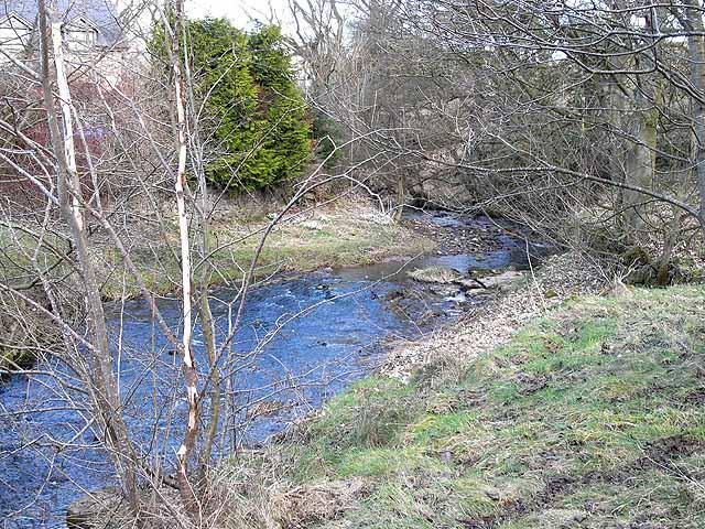 The Coal Burn at Gunnerton
