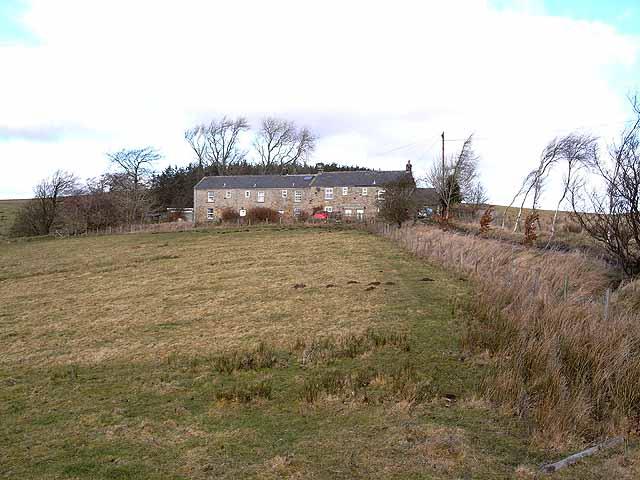 Middle Cowden Farm