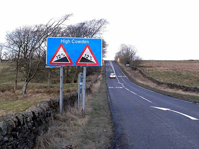 A68 switchback