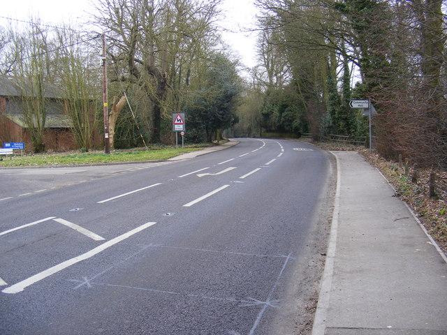 A1071 George Street, Hintlesham