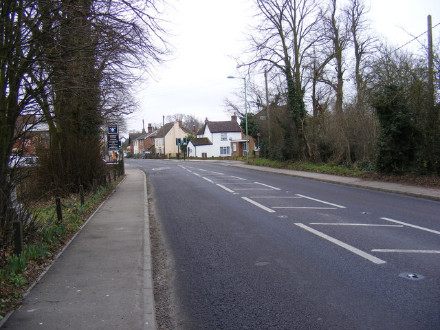 A1071 George Street, Hintlesham