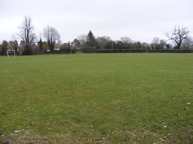 Playing Field, Hintlesham